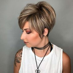 2018 Short Hairstyle - 2