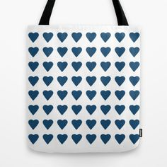 #hearts #heart #love #navy #white #projectm