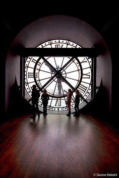 Inside the time, Musée d'Orsay, Paris
