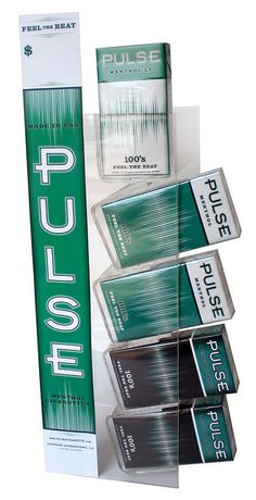 Pulse Display by A3 Design, via Flickr