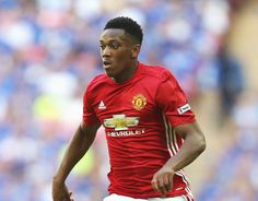 Wallpaper Anthony Martial FIFA EA Sports Football game HD