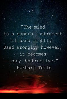 7 Eckhart Tolle Quotes to Help You Put Things into Perspective .St Sense of Humor Quotable Quotes, Wisdom Quotes, Quotes To Live By, Me Quotes, Ekhart Tolle, Great Quotes, Inspirational Quotes, Motivational, Put Things Into Perspective