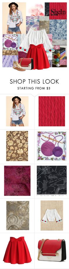 """""""Mixing Patterns"""" by cheyenne-muter ❤ liked on Polyvore featuring Home Decorators Collection, David Tutera, Jeannie Helzer, Chicwish and Apt. 9"""