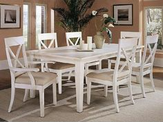 Kitchen table and chairs 1