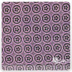 Adventures - Emboss Purple Yardage - Stephanie Wright - RJR Fabrics