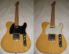 Image result for butterscotch blonde telecaster white pickguard