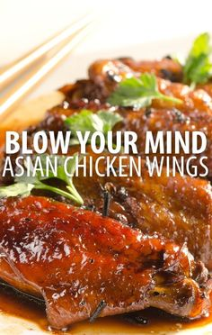 On the Perfect Party Foods show, Daphne Oz prepared an Asian-style Blow Your Mind Chicken Wings recipe, served with infused Blood Orange Party Punch. http://www.recapo.com/the-chew/the-chew-recipes/chew-blow-mind-chicken-wings-recipe-blood-orange-punch/