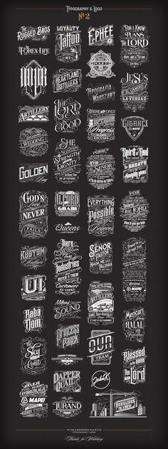 https://www.behance.net/gallery/35860179/Typography-Logo-No2