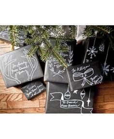 It's a wrap: Gorgeous gift wrapping ideas from Pinterest that are anything but ho-hum - dropdeadgorgeousdaily.com