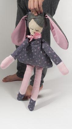 *HASI* von rabenmutter auf DaWanda.com Etsy, Puppets