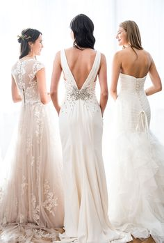 David S Bridal Has The Newest Wedding Dress Styles And Trends To Flatter Any Bride Our