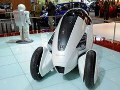Honda mostra design ousado no modelo 3R-C