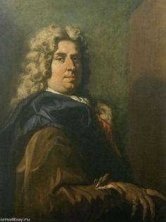 Sebastiano Ricci, zelfportret
