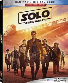 Solo: A Star Wars Story Blu-ray and Digital Release Set! | Serpentor's Lair