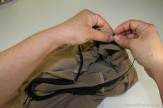 5 x Tricot fourche large Maniable et facile bois clair avec Guide du tricot Lucet
