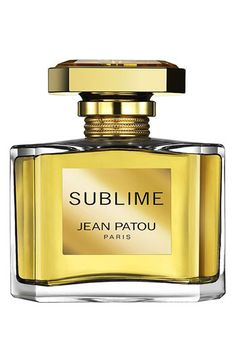 I still go back to this one...Sublime by Jean Patou Eau de Parfum available at #Nordstrom