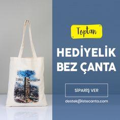 Baskılı bez çantalar toptan hediyelik ihtiyaçlarınıza en güzel çözümdür. İstenilen baskı yapılabilmektedir (Minimum 10 adet). destek@istecanta.com adresine tasarımınızı ileterek sipariş verebilirsiniz. #bezcanta #beztorba #hediyelik #hediyelikurunler #toptan #totebag