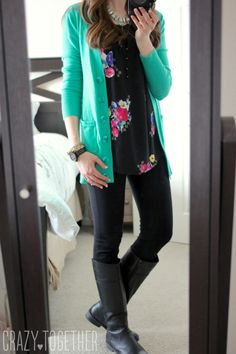 Sicily Pintuck Detail Blouse with Donelle V-Neck Button-Up Cardigan- Stitch Fix February 2015 Review #stitchfix