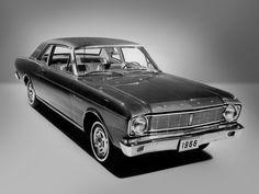 1966 Ford Falcon Futura Sports Coupe
