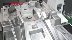 Injection Mold Design, Mould Design, Plastic Injection Molding, Plastic Molds, Household, Engineering, Chair, Videos, Art