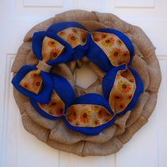 Check out Burlap Wreath/Front Door Wreaths/Gift for Her/Christmas Hostess Gift/Christmas Gift for Mom/Christmas Gift For Grandma/Christmas Present on oneofakindwreath