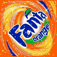 via GIPHY Sprite Image, Carbonated Soft Drinks, Soda Syrup, Orange Drinks, Drinks Logo, Orange Wallpaper, Orange Logo, Honey Syrup, Sodas