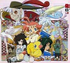 """Currently watching this show. """"Princess Tutu"""". weird name but cute story"""