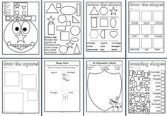 math worksheet : free ks1 maths teaching resources  2d shapes worksheets for  : Foundation Maths Worksheets