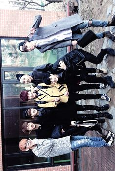 BTS went to Jungkookie's school ^.^