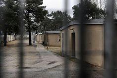 Das Zwangsarbeiterlager in Schöneweide.