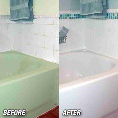 Rust-Oleum Tub Tile Refinishing Kit Porcelain Paint Bathtub ...