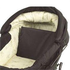 BabyTrold rygstøtte til barnevogn Nem at opbevare under madrassen