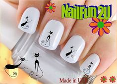 Nail+Art+Decals+and+Decoration+Stickers+20+Fancy+by+NailFun2U,+$2.99