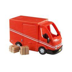 Postman Pat 02793 SDS Van Toy