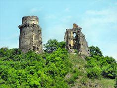 Slovakia, Slanec - Castle