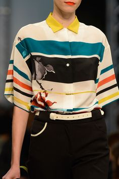 London Fashion Week SS 2013, Paul Smith show