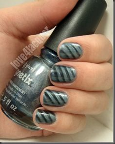 China Glaze Magnetix on Love4Lacquer