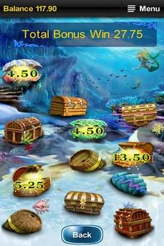 ★PLAY MERMAID MILLIONS ON YOUR ANDROID PHONE! OUT OF DOZENS OF 5-REEL SLOTS AT WILD JACK CASINO, MERMAID MILLIONS IS BY FAR ONE OF THE MOST POPULAR - AND NOW IT'S AN ANDROID SLOTS GAME TOO!★<br><br /><br>★GET A MATCH BONUS UP TO £100 ON YOUR FIRST DEPOSIT, AS YOU EXPLORE 15 PAYLINES OF VIVID UNDERWATER SCENERY AND REAL MONEY JACKPOTS THAT SWIM AT YOU SO FAST, YOU'LL FORGET YOU'RE BREATHING AIR PLAYING SLOTS MACHINES!★<br><br /><br>★FEATURES★<br><br /><br>✔ The app is absolutely free to…