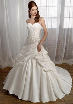 "Another ""Southern Belle"" dress.. reminds me of something that Scarlet O'Hara would have worn"