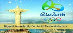 How social media marketers broke the internet during Rio Olympics 2016? ==>> http://www.vineetgupta.net/social-media-marketers-rio-olympics-2016/
