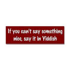 """Say it in Yiddish! Hannah has started saying """"Oy yoy yoy..."""""""