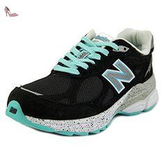 New Balance W990 Femmes US 5 Noir Chaussure de Course - Chaussures new balance (*Partner-Link)