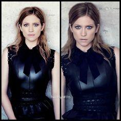 Brittany Snow, Goth, Beautiful, Style, Fashion, Gothic, Swag, Moda, Fashion Styles