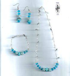 Ah l'estate, l'estate... guardate che fantastica #Parure pandora a tema!  Scopri tutto qui: http://gianclmanufatti.wix.com/giancl---manufatti#!gioielli-preziosi-10/c1q5n