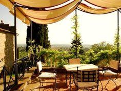 Relais Il Falconiere & Spa, Under the Tuscan Sun in Cortona