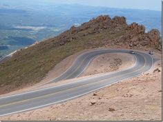 Pikes Peak Highway. Drive to the summit of America's Mountain! This spectacular drive begins in the town of Cascade.  Need more adventure, consider Pikes Peak by Bike and take an exhilarating ride down the mountain from the summit.  14,115 ft.