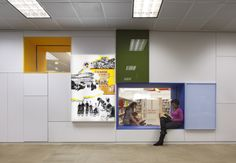 Queens Library - Children's Library Discovery Center - Specialty Design | Honest Buildings | Lee H. Skolnick Architecture + Design Partnership - Exhibit Design & Interior Design | 1100 Architects - Architecture | Michael Moran - Photography #childrens_library #reading_nook #queens