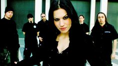 Cristina Scabbia of Lacuna Coil Music Film, My Music, Global Gathering, Lacuna, Cristina Scabbia, Symphonic Metal, Rock News, Rock And Roll Bands, Metalhead
