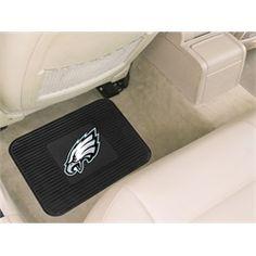 Philadelphia Eagles One Car Auto Rear Rubber Floor Mat