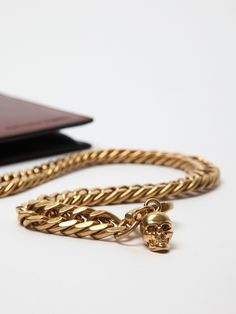 The Alexander McQueen Wallet with Chain Fob for autumn/winter '11